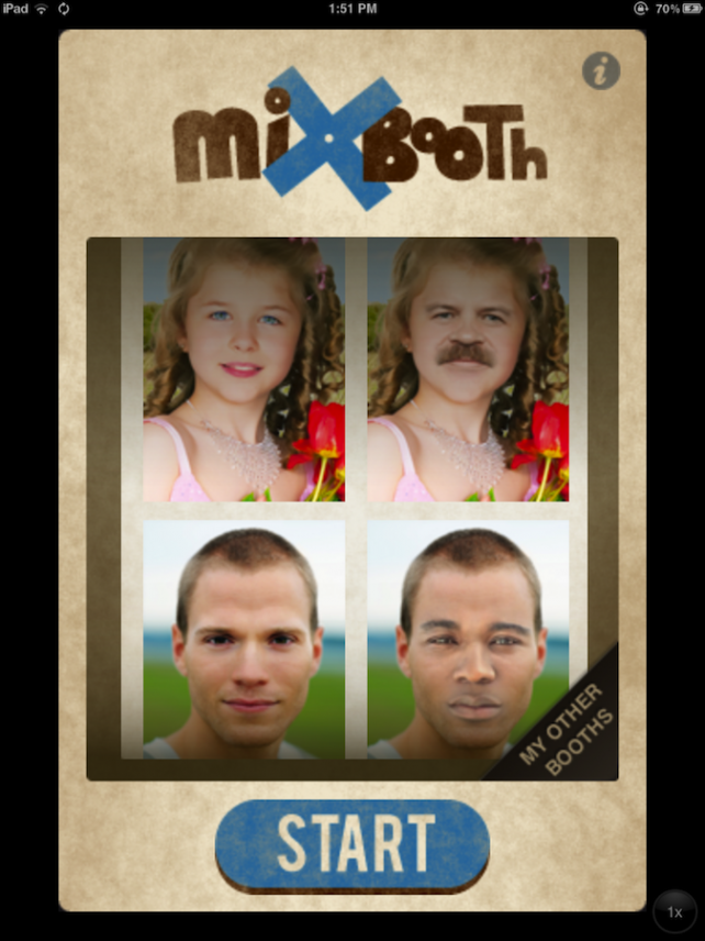 Quirky App Of The Day: MixBooth
