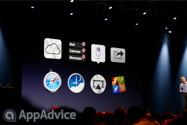 OS X Mountain Lion To Receive Full iCloud Integration