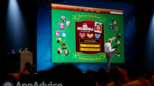 Game Center Comes To Mac