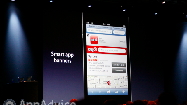 Mobile Safari Gets New Features