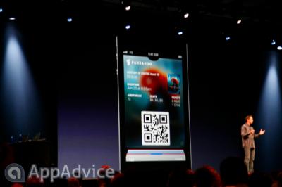 Apple Introduces Passbook