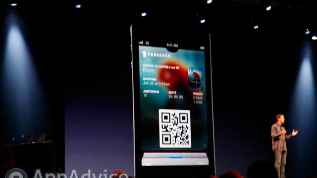 Apple Introduces Passbook
