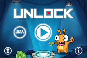 Unlock by Miniclip.com screenshot