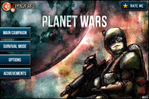 Planet Wars by ColePowered screenshot