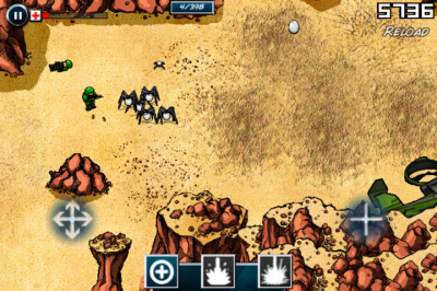 Blast Those Bugs In Planet Wars