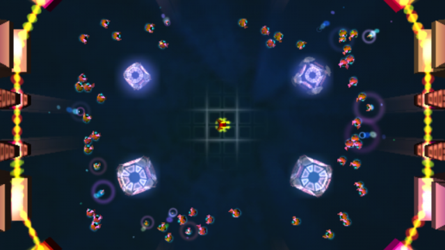 Trippy Shoot Em Up Found In Mutant Storm