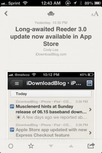 The Best RSS App Just Got Better: Reeder 3.0 Is Finally Here