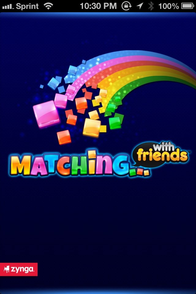 "Zynga's ""With Friends"" Franchise Gets A Refreshing Twist With Matching"