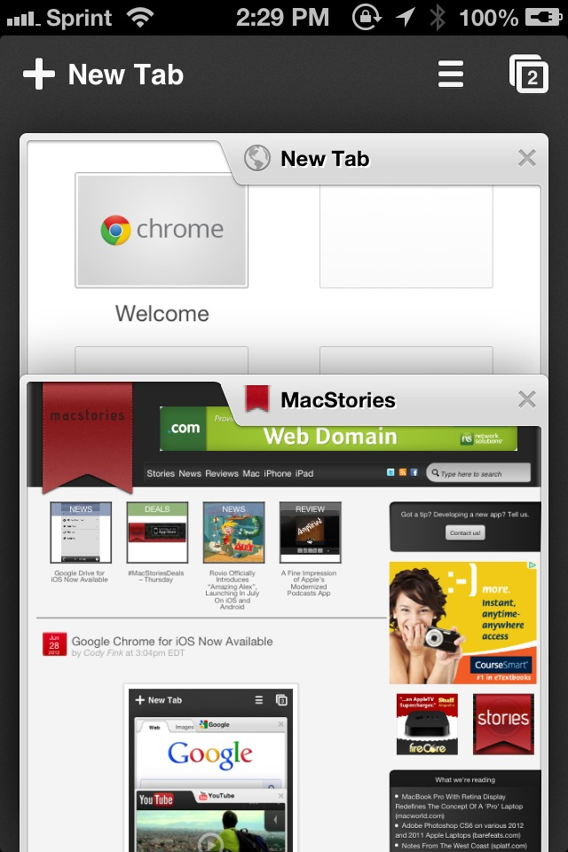 Chrome Is One Of Google's Best iOS Apps To Date