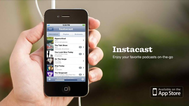 Instacast Updated For Better Interface Performance Plus Lots Of Other Improvements