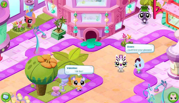 Big Deal Hasbro Turns To Gameloft For Littlest Pet Shop