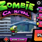 Wreak Havoc As A Zombie In Zombie Carnaval
