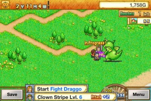 Dungeon Village by Kairosoft Co.,Ltd screenshot