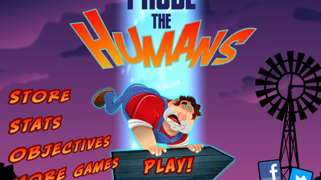 Probe The Humans Provides Close Encounters With The 3-D Kind