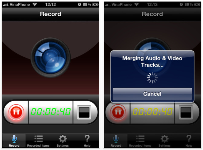 Display Recorder App Jumps From Cydia To App Store