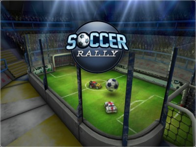 Soccer Rally: Euro 2012 Power Slides Into The App Store