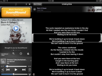 SoundHound 5.0 Pursues Faster Music Recognition And Cleaner Interface