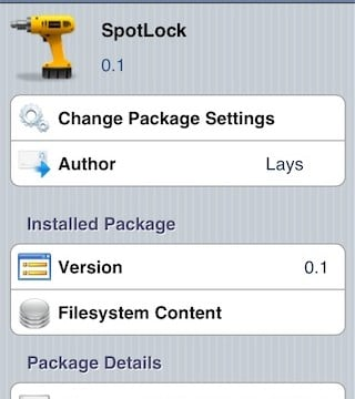 Jailbreak Only: SpotLock Lets You Lock Your iDevice By Swiping To Spotlight Search