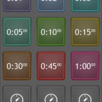 New iPhone App Timer Lessens The Time You Spend Setting Up Timers
