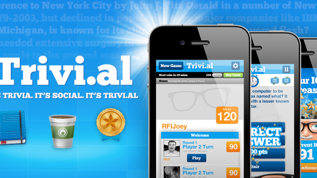 Trivia Turns Social In Upcoming Draw Something-Like Game Trivi.al