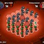 You And Your Friends Compete For Total Monster Board Occupation With Zombie Quest