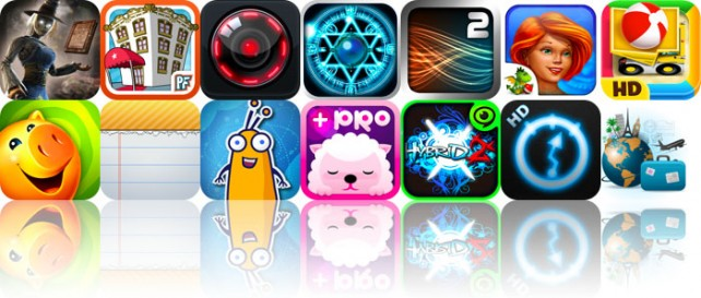 Today's Apps Gone Free: Dream:scape, Hotel Dash: Suite Success, ReconBot And More