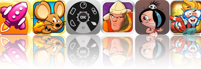Today's Apps Gone Free: Flight Control Rocket, SPY Mouse, Multi Measures And More