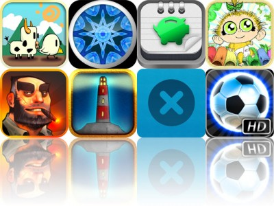 Today's Apps Gone Free: Mike And Milkbox, Mandala HD, PayCal And More