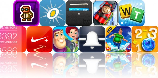 Today's Apps Gone Free: League Of Evil, OSnap!, TinyWallet And More