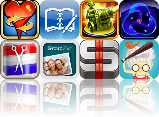 Today's Apps Gone Free: Hearts Tournament, Easy Calendar, Toy Defense And More