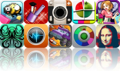 Today's Apps Gone Free: Coign Of Vantage, Drawing Box, Kinotopic And More