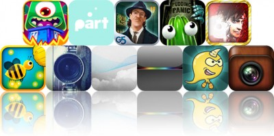 Today's Apps Gone Free: Monsters Ate My Condo, Part, Paranormal Agency And More