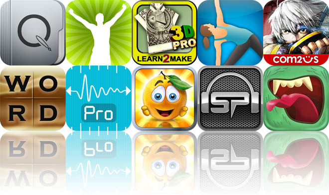 Today's Apps Gone Free: Quotes Folder, Calorie Counter And Diet Tracker, Dollar Origami And More