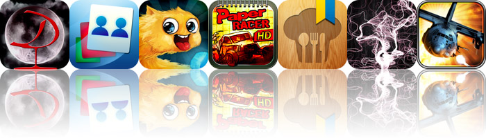 Today's Apps Gone Free: Dracula: The Official Stoker Family Edition, Paper Racer, Snabbit And More