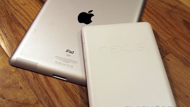 Nexus 7 Will Compete With iPad On Price But Not On Paper