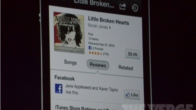 Are Apple's Digital Stores Getting Facelifts For iOS 6?