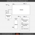 Apple Granted Patent For Possible 3-D Remote