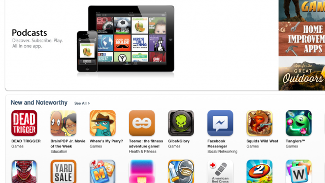 What Is Apple Doing To The App Store?