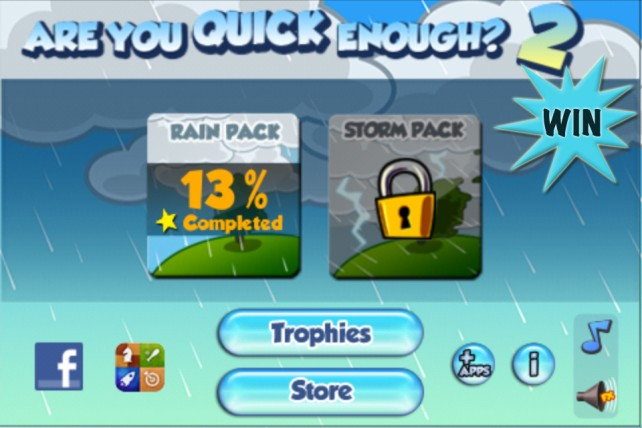 A Chance To Win Are You Quick Enough? 2 For iPhone