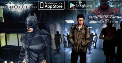 Gameloft's The Amazing Spider-Man And The Dark Knight Rises Will Not Be Freemium Titles