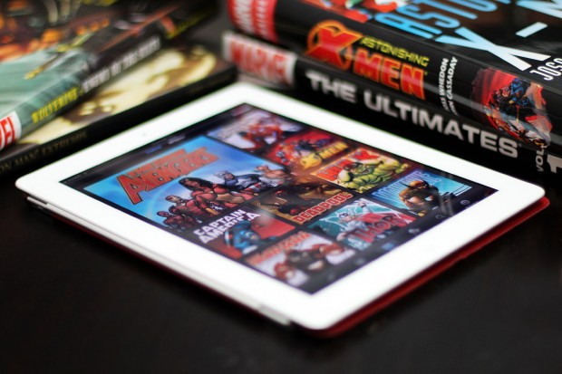 The iPad Is Helping Make 'Motion' Comics A Graphic, Gratifying Reality