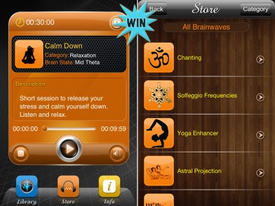 A Chance To Win Brainwaves - The Unexplainable Store For iPhone And iPad