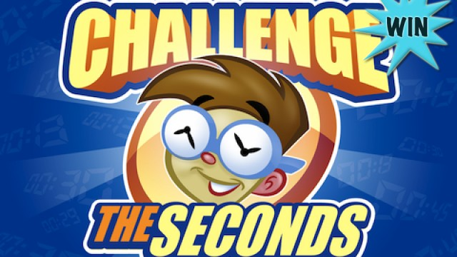 A Chance To Win Challenge The Seconds For iPhone
