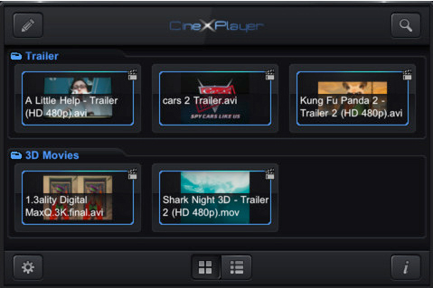 CineXPlayer Features Surround Sound Support For Your Latest Videos