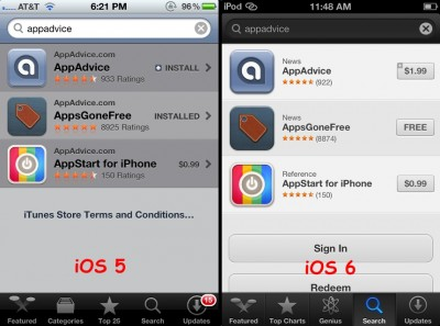 Does New App Store Layout Hint At Big Change For iPhone Display?