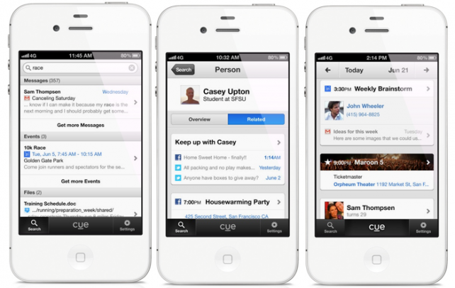 Greplin App Gets New Name, Now Called Cue