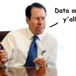 AT&T CEO Calls Data-Only Smartphone Plans 'Inevitable'