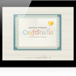 The Martha Stewart CraftStudio App Comes To iPad