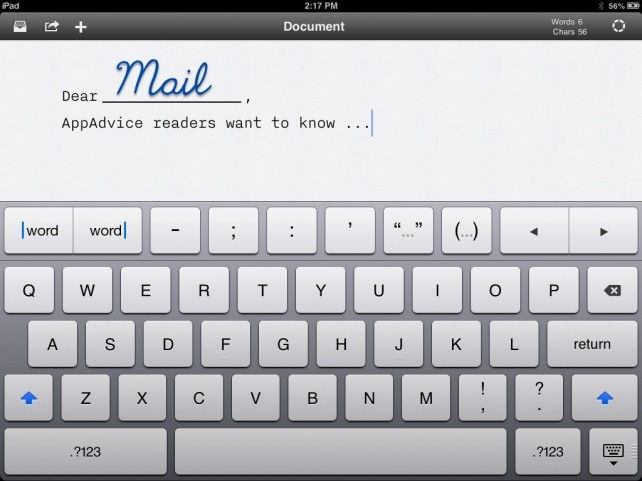 Dear Mail