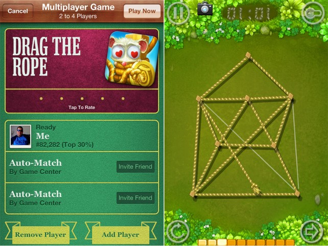 Drag The Rope And Drag The Rope HD Gain Multiplayer Mode And More